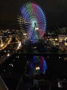 女性従業員11人が参加した横浜での全国大会レポート。